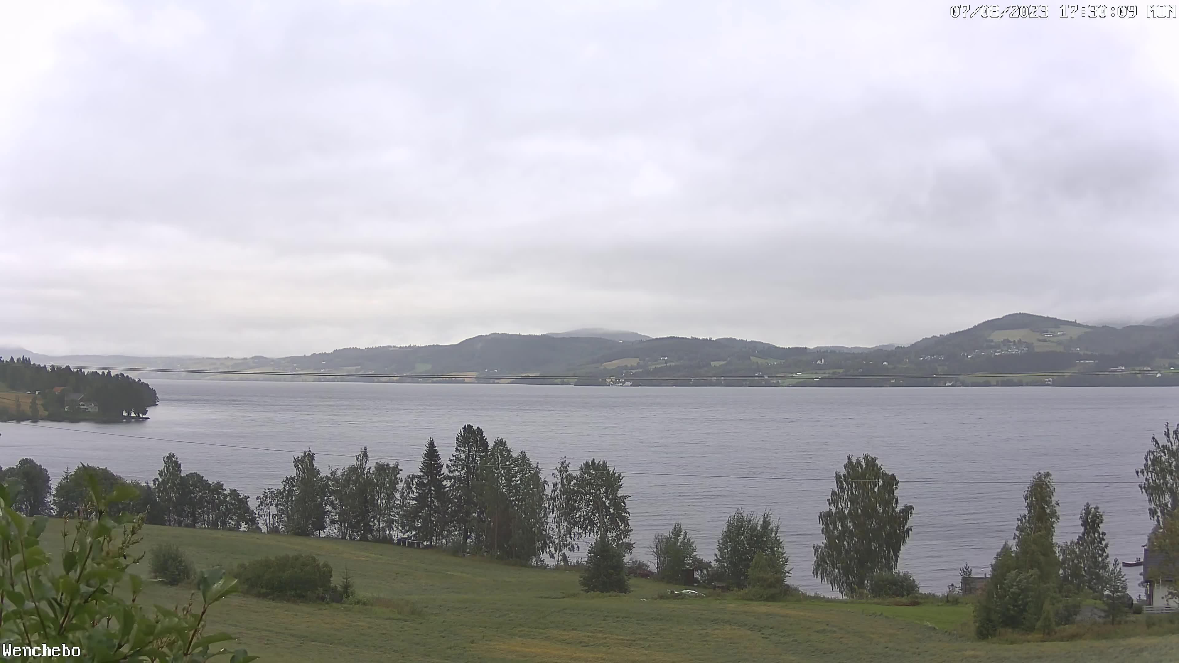Webcam Skutsæter, Jevnaker, Oppland, Norwegen